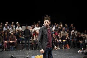 Hamlet (crédit photo Vincent Beaume)